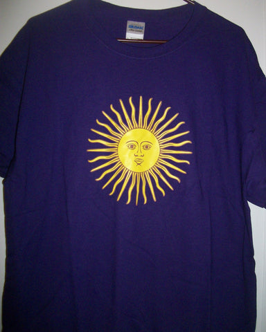 Sunshine short sleeve tee