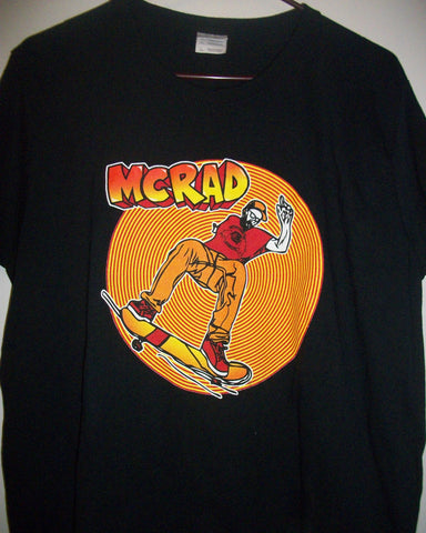 McRAD Limited Edition short sleeve tee
