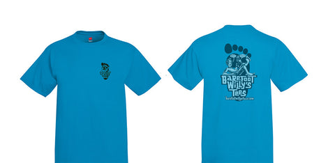 Barefoot Willy's Classic Tee