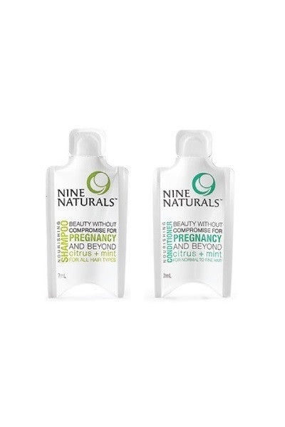 Nine Naturals Sample Set