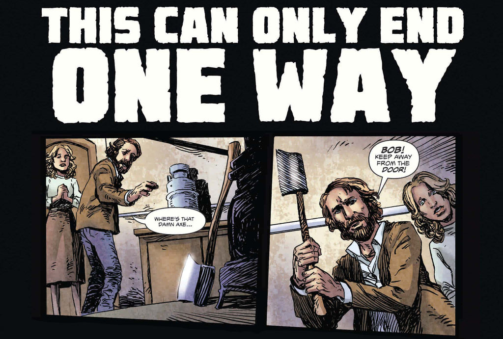 House By The Cemetery Issue #3! FIRST LOOK!