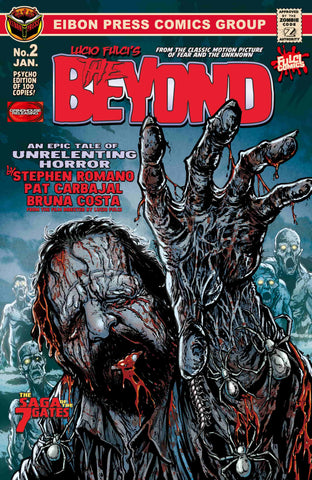 The Beyond Issue #2 Goes On Sale Next Friday January 24th! Wasteland 1989 Shipping Towards The End Of The Month!