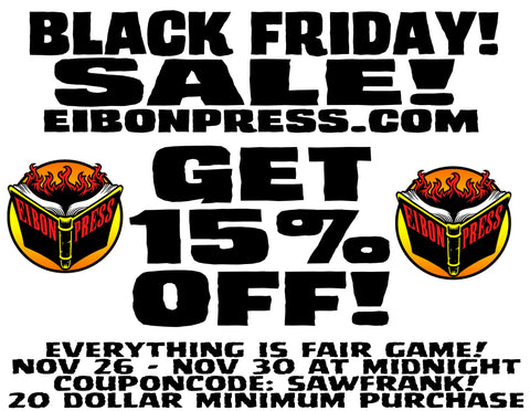 Black Friday SALE! Get 15% OFF Everything!