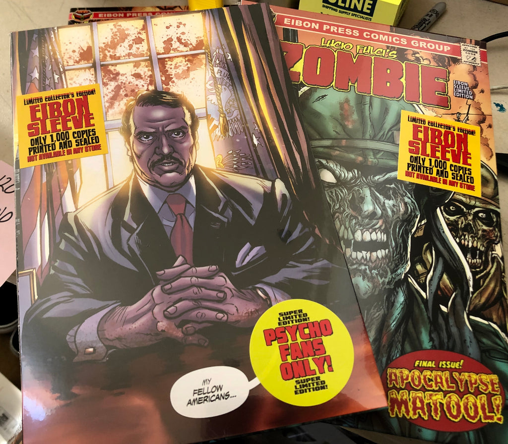 Zombie #8 NOW SHIPPING!