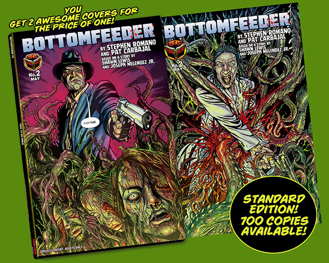 Bottomfeeder #2 Standard Edition (unsigned) - Only 600 Copies!