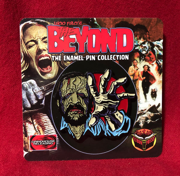 Joe The Plumber - The Beyond Enamel Pin Collection - Limited to 50 Pins!