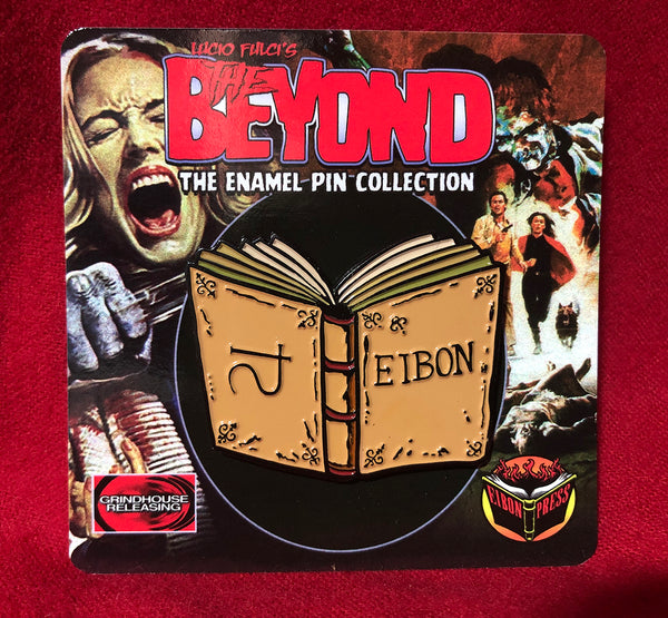 The Book Of Eibon - The Beyond Enamel Pin Collection - Limited to 50 Sets!