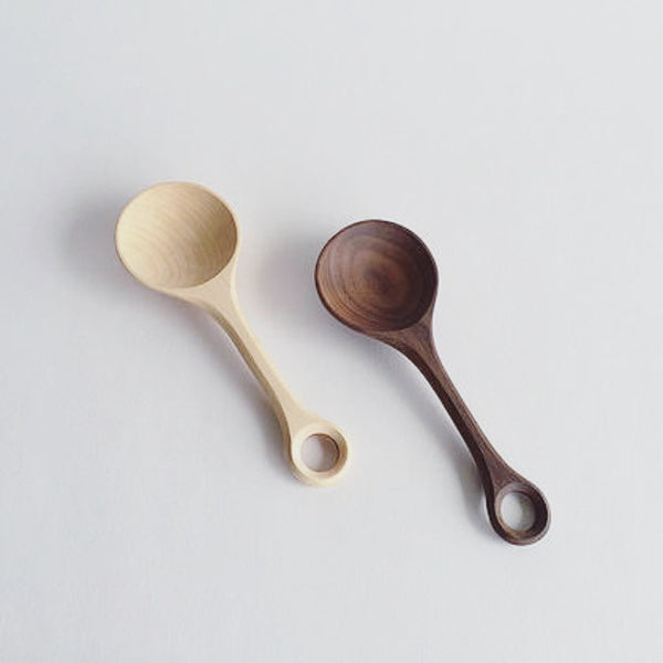 Wood Coffee Scoop