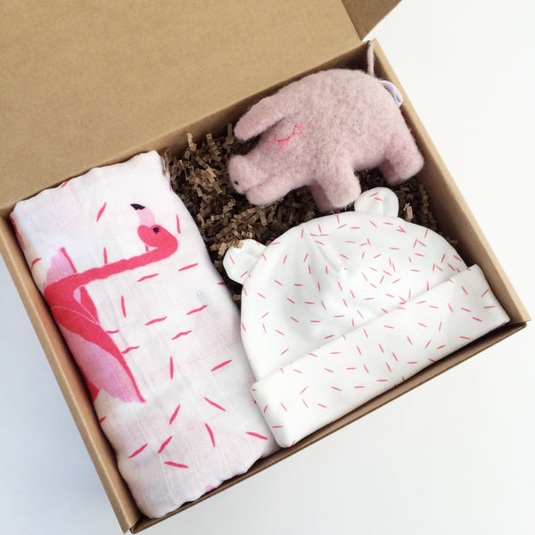 The Pink Baby Box
