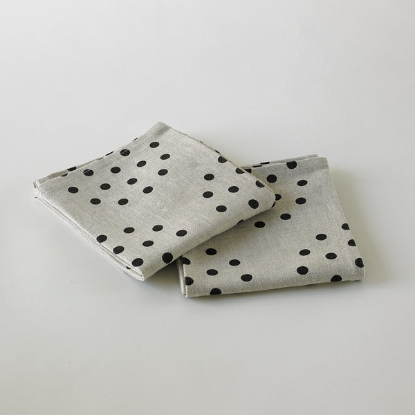 Noir Colander Tea Towel