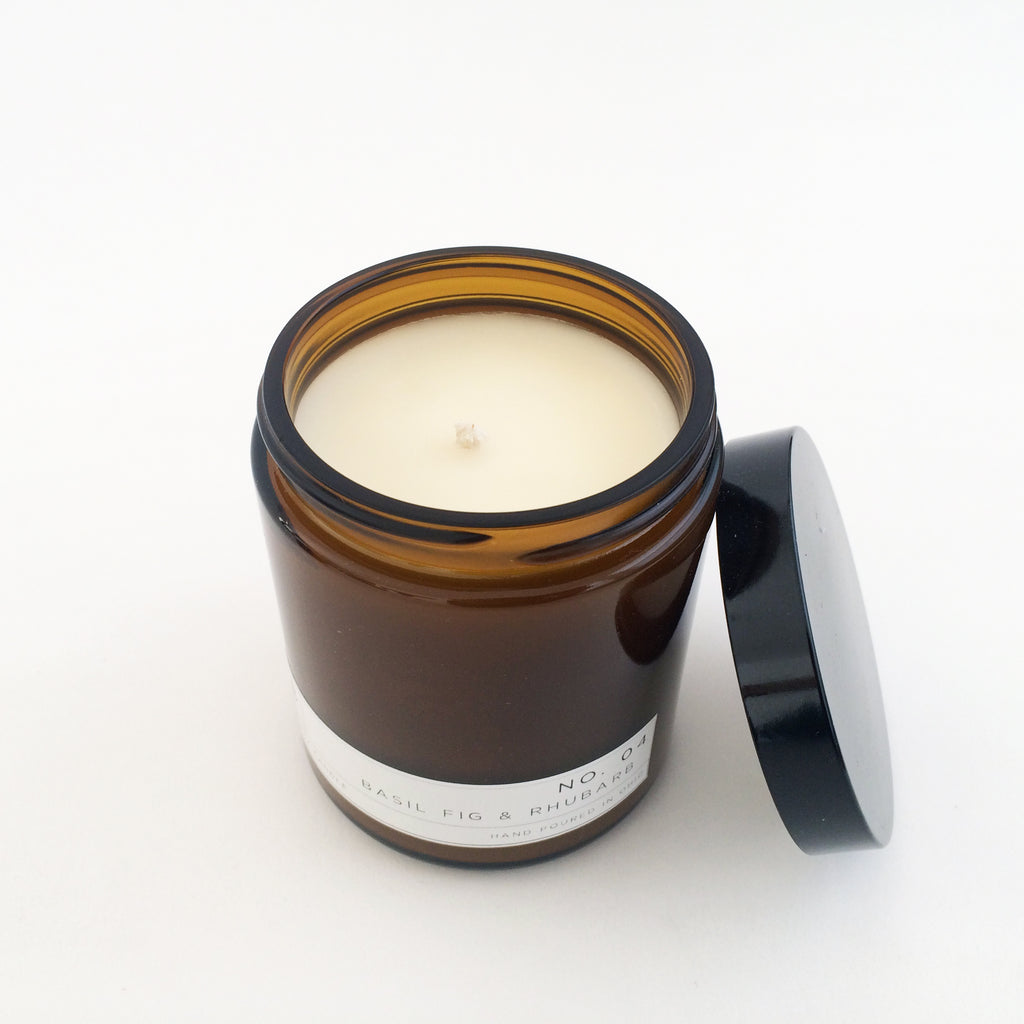 H + B Candle