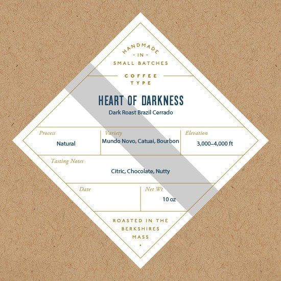 Heart of Darkness Coffee