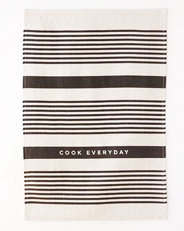 Cook Everyday Tea Towel
