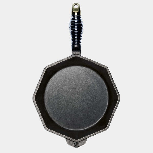Cast Iron Skillet + Lid