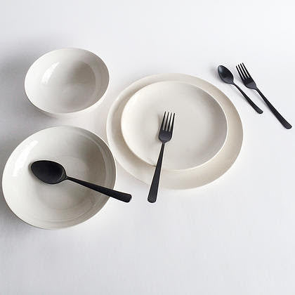 Shell Bisque Dinnerware