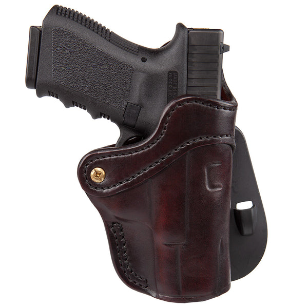 1791 Open Top 2.1 OWB Multi-Fit Paddle Holster - Undertech Undercover