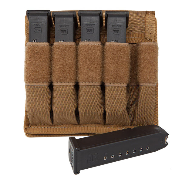 5 In a Row Magazine Pouch - Undertech Undercover