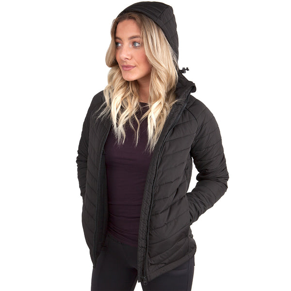 Women's Concealed Carry Alpine Jacket - Undertech Undercover