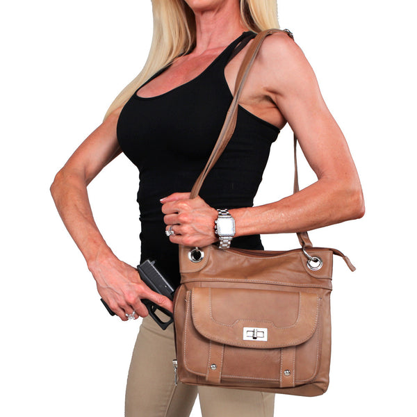 Fashion Satchel Purse - Undertech Undercover