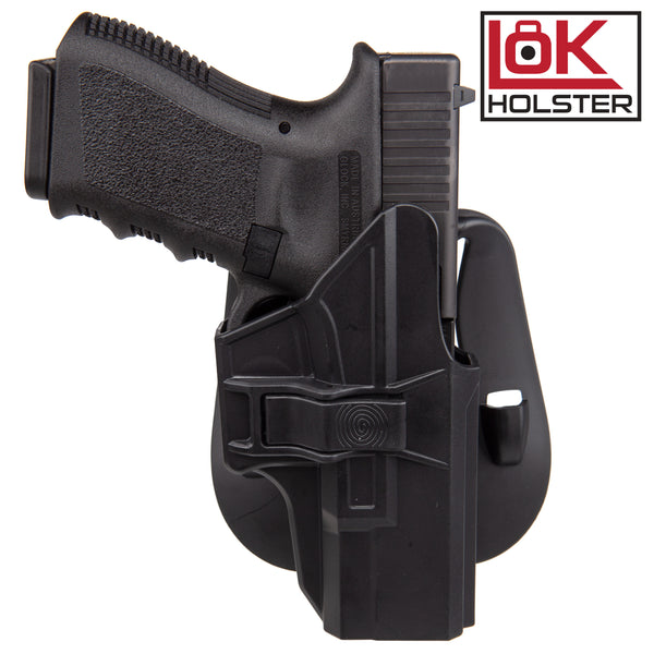 The LOK Holster - Undertech Undercover