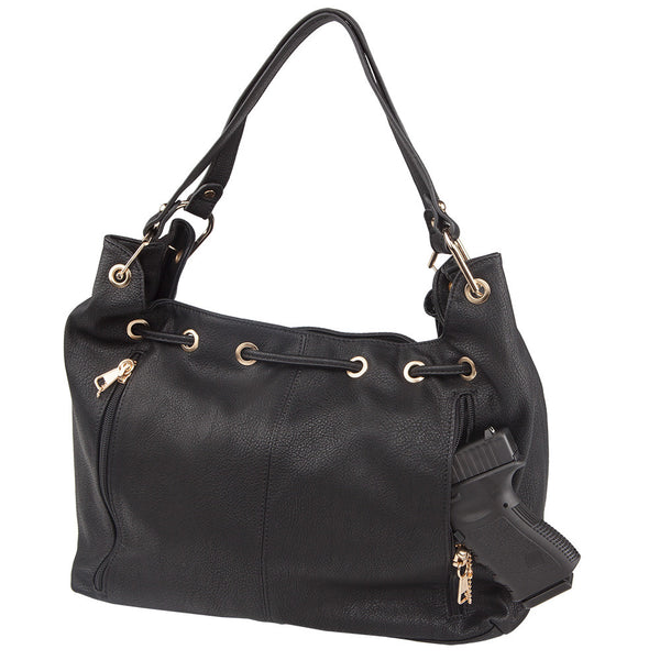 Jasmine Concealed Carry Hobo w/ Wallet