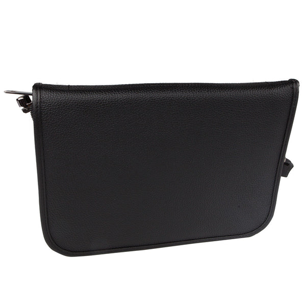 Magnetic Locking Case - Black Leather - Undertech Undercover
