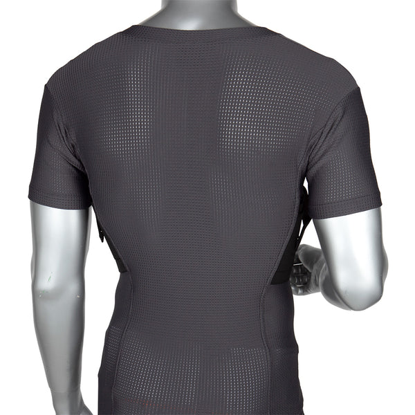 Men's Concealed Carry Coolux V-Neck - Gen 1 - Undertech Undercover
