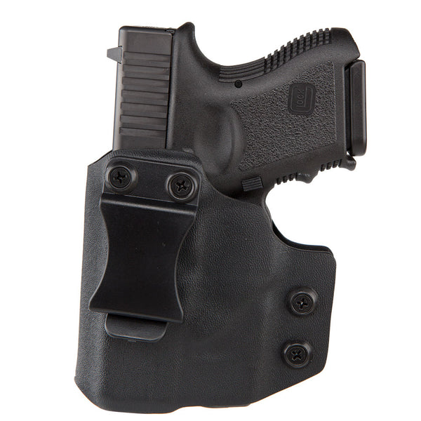 Molded Kydex Holster for Glocks with TLR-6 - Undertech Undercover