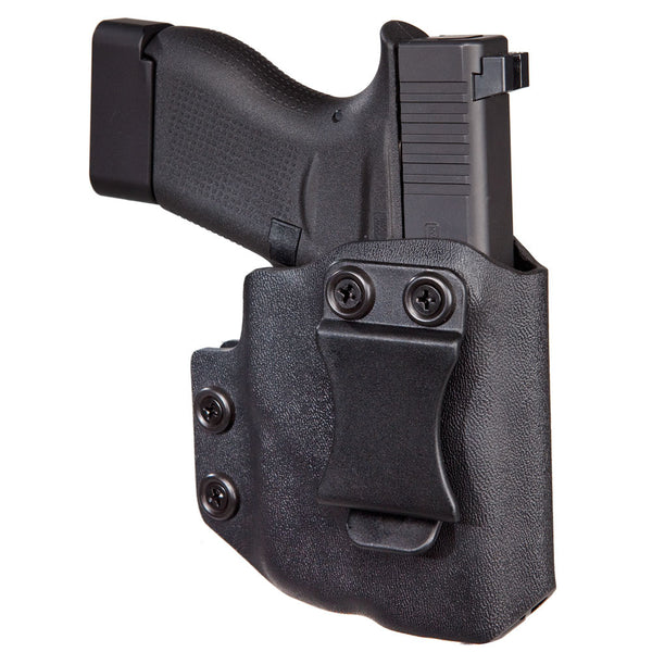 Molded Kydex Holster for G42/43 with TLR-6 - Undertech Undercover