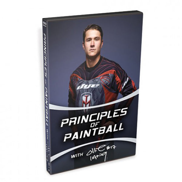 DVD-Principles of Paintball - Undertech Undercover