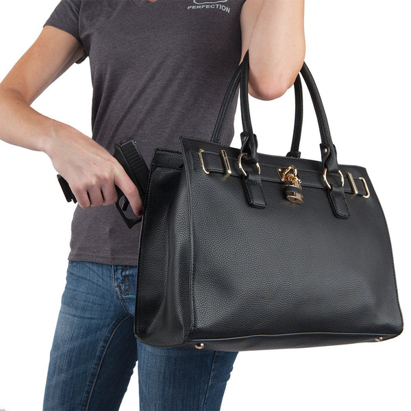 b717e83c21 The Dina Concealed Carry Satchel w Wallet - Undertech Undercover