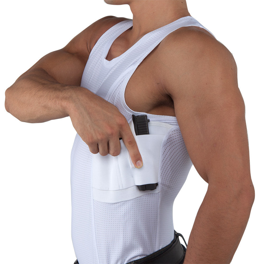 4e2841153817b1 ... Mens Concealed Carry Coolux Mesh Tank - Undertech Undercover ...