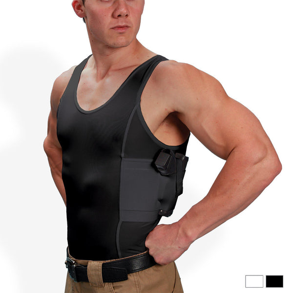 Men's Concealed Carry Tank Top