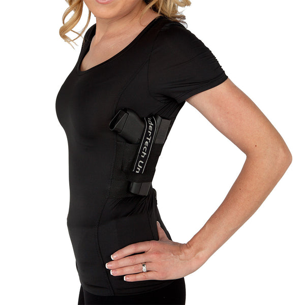 Womens Concealed Carry Executive Tee