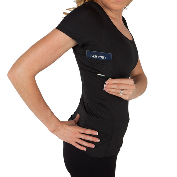 Women's Executive Concealed Carry Shirt