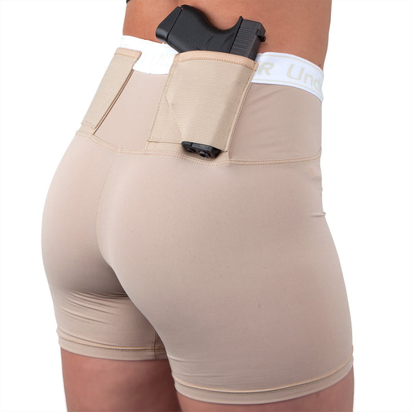 Women's Standard Concealed Carry Shorts
