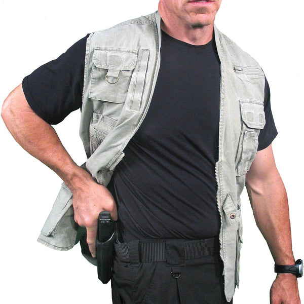 Urban Tactical Vest - Undertech Undercover