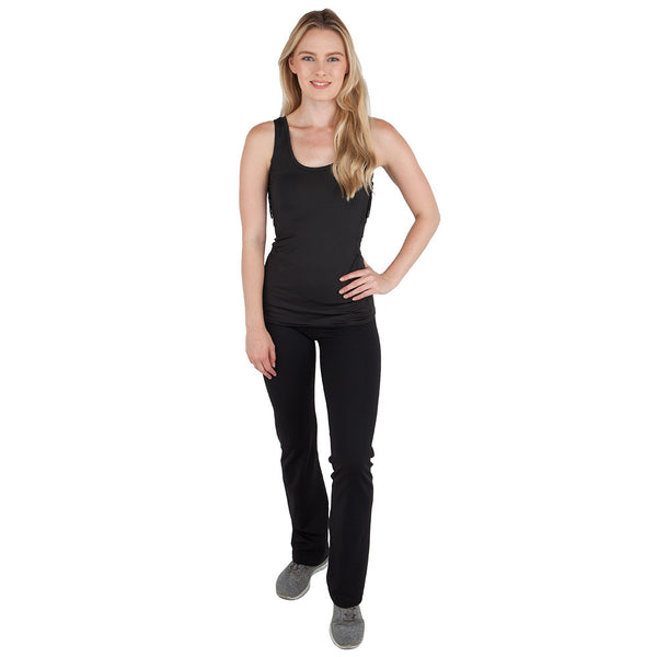 Womens Concealed Carry Bootcut Leggings - Undertech Undercover