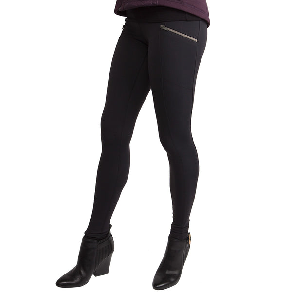 Women's Concealed Carry Zip Pocket Leggings 3 Pack - Undertech Undercover