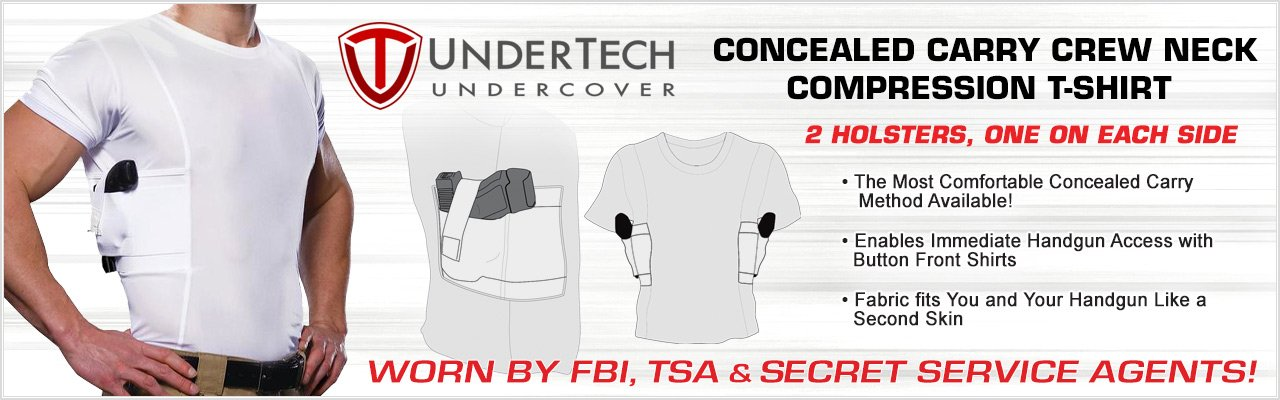 Men's Concealed Carry Shirt