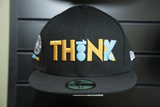 THINK 100% Fitted Cap
