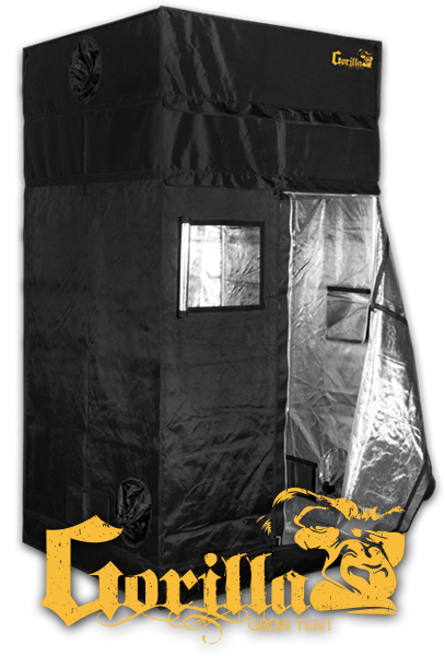 Your Next Indoor Grow Setup  sc 1 th 273 & Gorilla Grow Tent: The Best Indoor Grow Tent for Hydroponics and Soil