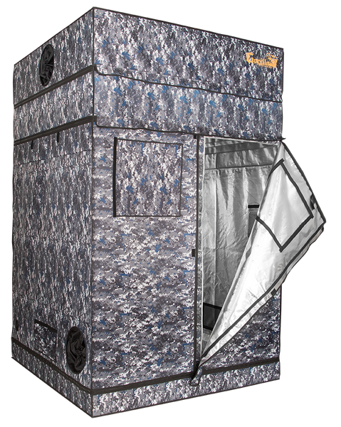 Gorilla Grow Tent 5x5 Limited Edition Camo  sc 1 st  Gorilla Grow Tent & Gorilla Grow Tent: Indoor Hydroponic and Soil Grow Tents: All Products