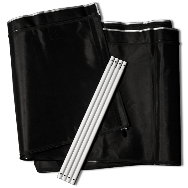 Height Adjusting Extension Pole Kits for Indoor Grow Tent