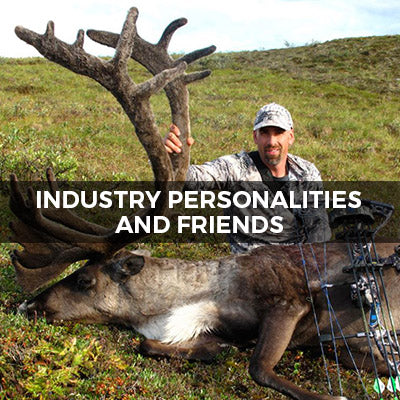 Option Archery Industry Personalities and Friends
