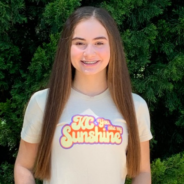 KC Sunshine- | Yellow T-shirt - Local T KC