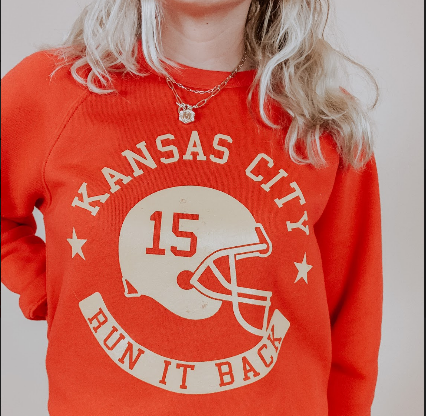 Run it Back crewneck - Local T KC