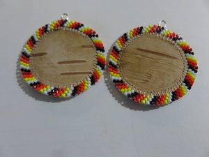 Birch Fire Colour Rounds