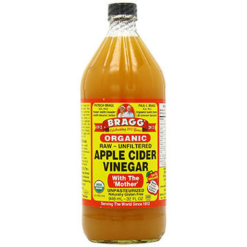 Apple Cider Vinegar. . . a legit hidden all around SECRET