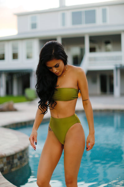 """Olive You Too"" Bikini"